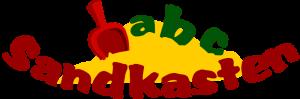 Sandkasten ABC