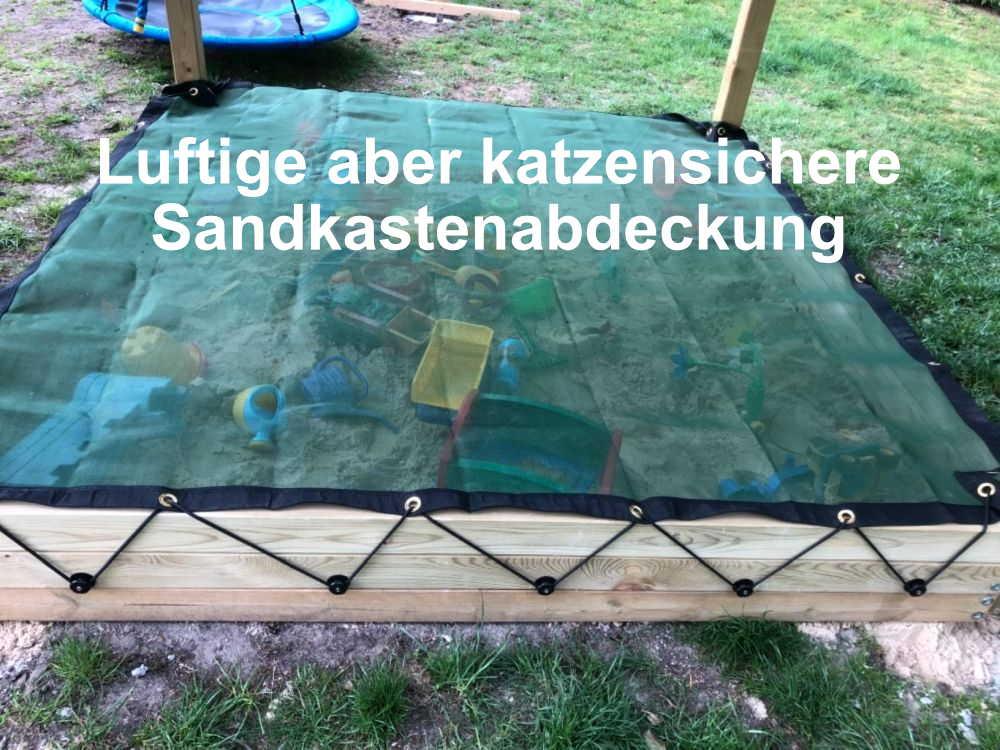 Sandkastenabdeckung